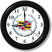 Cadillac Clock