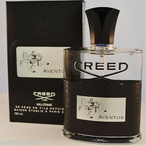 CREED** AVENTUS** for MEN 4.0 oz,120ml  Millesime Spray *NIB*