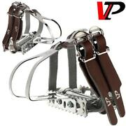 Leather Pedal Straps