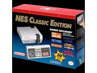 Nintendo Classic Mini NES COnsole with 1 Controller Brand New