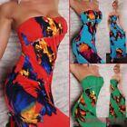 Women's Strapless Maxi Dresses