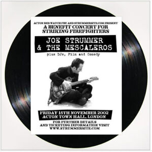 Joe Strummer - Live At Acton [Limited Edition] [Indie Only] [New Vinyl LP] Ltd E