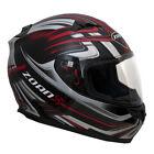 Red Full Face Helmets