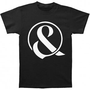 OF-MICE-MEN-Ampersand-2014-and-T-shirt-NEW-LARGE-ONLY