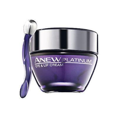 Avon Anew Platinum Eye & Lip Cream +55 15ml