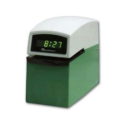 Acroprint Model Etc Digital Time Stamp With Trigger Trip - 016000001
