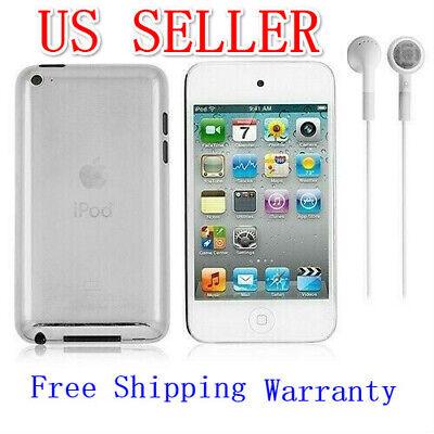 US SELLER!!! New Original iPod touch 4th Generation 32GB White MP3 MP4 Player comprar usado  Enviando para Brazil