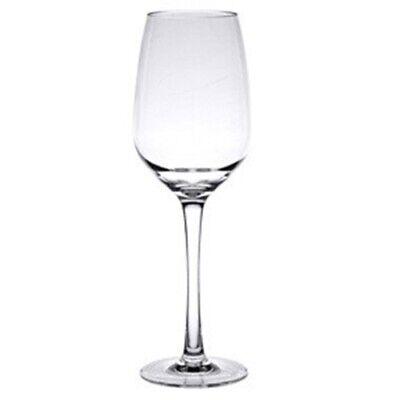 Polycarbonate Plastic Shatter Proof Plastic Unbreakable Wine Glass Pool -