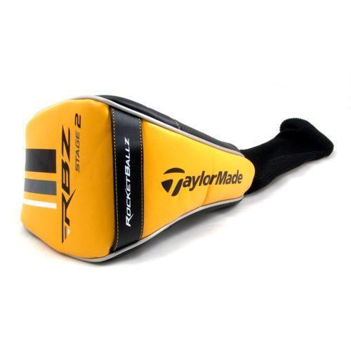 Taylormade Rbz Stage 2 Driver >> TaylorMade RBZ RocketBallz Driver Headcover | eBay