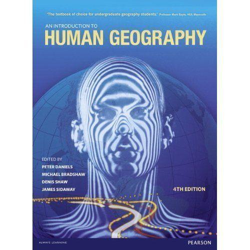 An Introduction to Human Geography | eBay