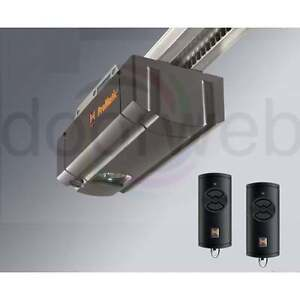 Garage door opener hormann promatic series 3 electric automatic rail remote ebay - Ouvre porte garage electrique ...