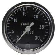 Stewart Warner Vacuum Gauge