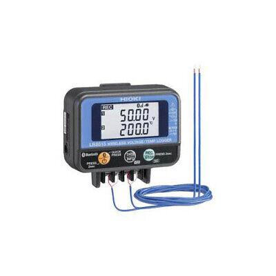 Hioki Lr8515 Bluetooth 2-channel Voltagetemperature Logger