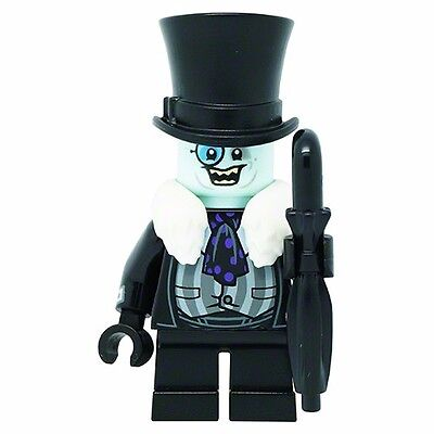 Lego 70909 The Batman Movie The Penguin + Umbrella(only)split from 70909 NEW