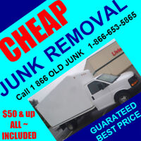 Best & Affordable__JUNK REMOVAL SERVICES in the GTA..