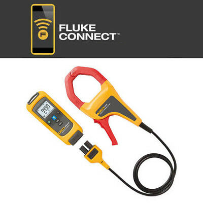Fluke A3003 Fc Wireless Fluke Connect Dc Current Clamp Meter 2000a Dc
