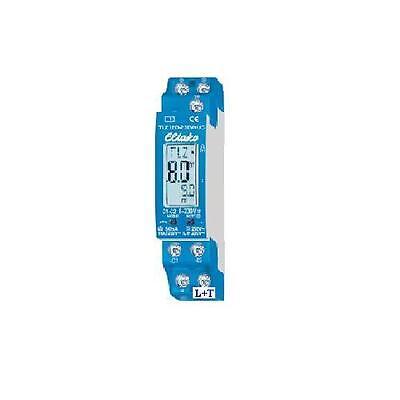 Eltako TLZ12D-PLUS Treppenhausautomat digital Treppenlicht-Zeitschalter 200W LED