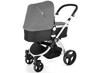 Froggy magica buggy with carrycot