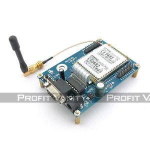 Neu GSM SIEMENS TC35 SMS drahtlos Module UART/232 + Free Voice Adapter DE Lager