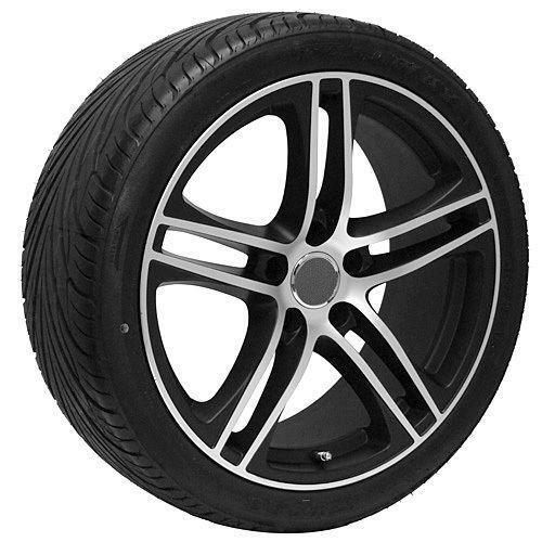 Audi 18 Wheels Tires