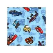 Cars Flannel Fabric
