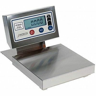Digital Scale Readout Display Cardinal Detecto Pz3015l 7099 Commercial Weight
