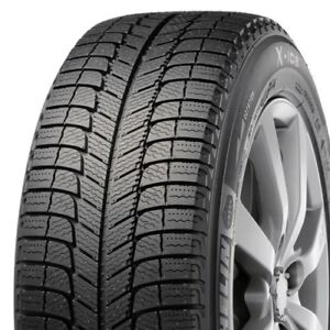 MICHELIN X-ICE XI3 225/50R17 XL - 98H WINTER TIRES (4X)