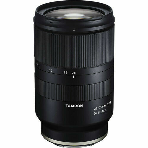 Tamron 28-75mm f/2.8 Di III RXD Zoom Lens for Sony E (A036)