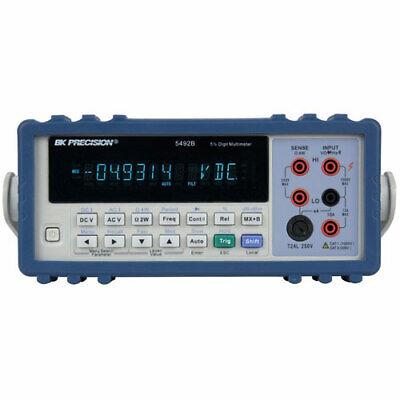 Bk Precision 5492b 120000 Count 5 12 True Rms Bench Multimeter 220v
