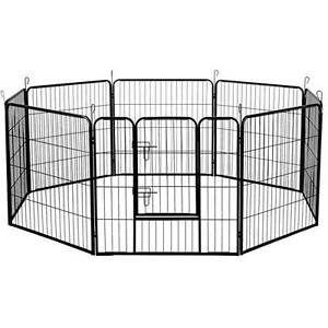 Free Delivery: 8 Panel Pet Playpen Dog Cage Puppy Exercise Crate Box Hill Whitehorse Area Preview