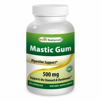 Mastic Gum 60 Caps 500 mg by Best