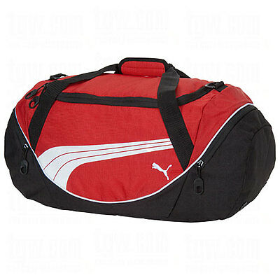 Puma Formotion Training Duffel Bag Gym Bag Travel 2011 Brand New Red 622461098d