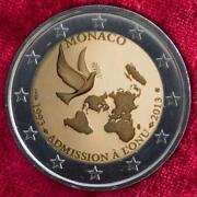 Münzen Monaco