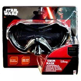 star wars swim mask age 6+