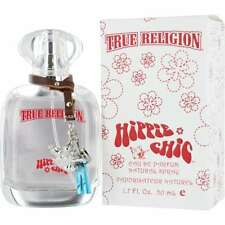 True Religion Hippie Chic 50ml Eau de Parfum Spray for Women New in box-No Cello