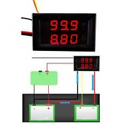 Digital 12 Volt Meter