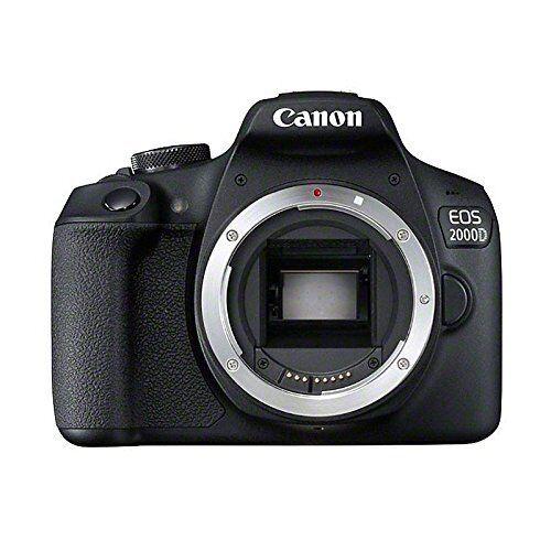 Canon EOS 2000D Gehäuse - Einsteiger Spiegelreflexkamera