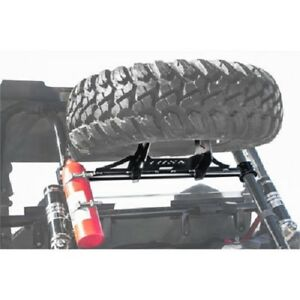 Tusk Spare Tire Carrier Mount Rack POLARIS RZR XP 1000 XP TURBO XP 4 1000