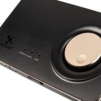 Asus Xonar U7 MKII USB Sound Card 24 Bit, 110 dB, 0,0006%...
