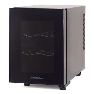 Westinghouse 6 Bottle Thermal Electric Wine Cellar Chiller (Open Box)