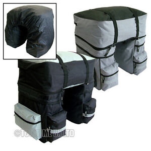 EXTRA-LARGE-3-IN-1-WATER-RESISTANT-BICYCLE-CYCLE-PANNIER-BAG-FOR-REAR-BIKE-RACK
