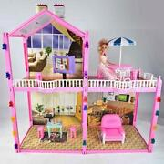 New Barbie Doll House