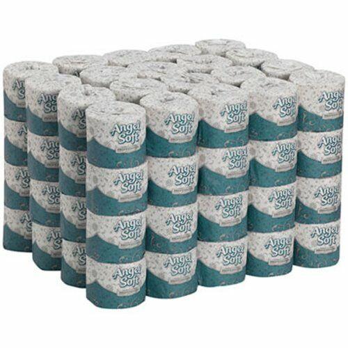 Angel Soft Standard 2-Ply Toilet Paper Rolls, 80 Rolls (GPC16880)