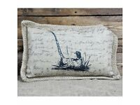 Half Price Home Decor Luxury Country Style 30x50cm Country Flying Pheasant Cushion