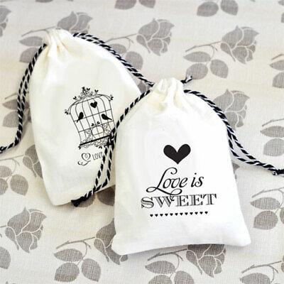 Love Birds Wedding Favor (12pcs Love Birds Bird Cage Muslin Drawstring Wedding Favor Bags Favors 4x6