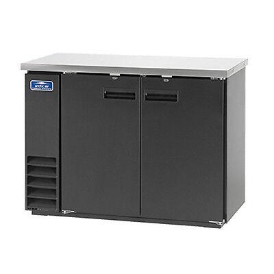 Arctic Air Abb48 48 6-pk Can Capacity Back Bar Refrigerator