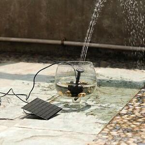 Solar-Panel-Power-Submersible-Fountain-Pond-Water-Pump