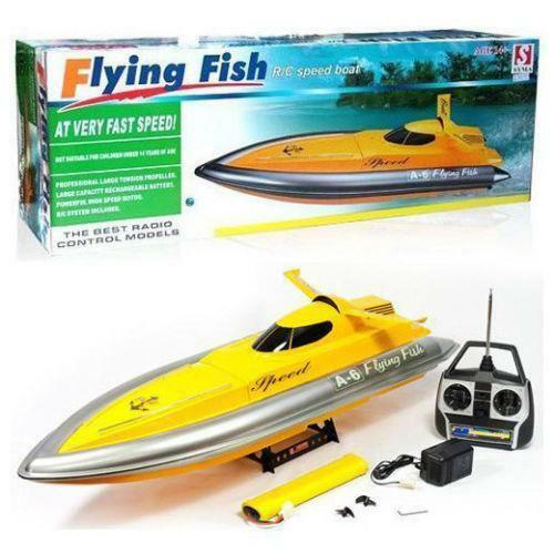 Rc fishing boat ebay for Rc boat fishing