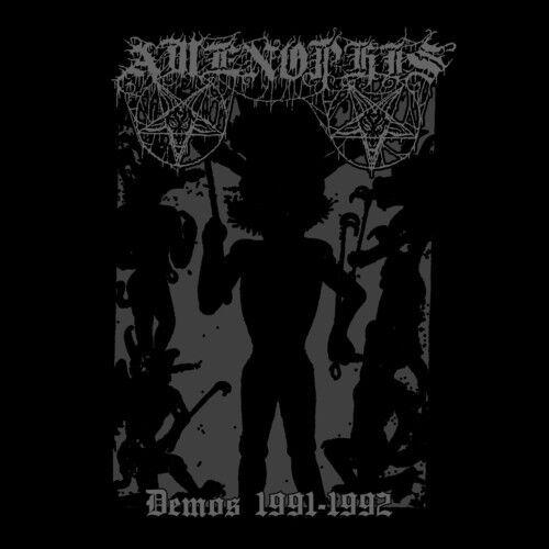 Amenophis - Demos 1991-1992 [New CD]