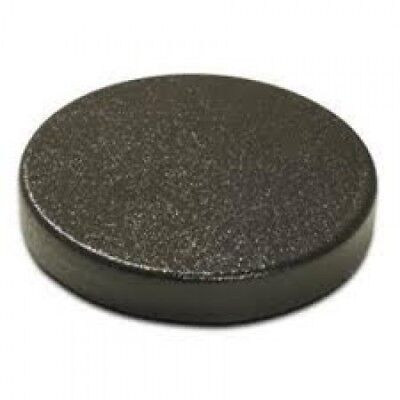 """Fisher Metal Detector  4"""" Coil Cover - Black"""